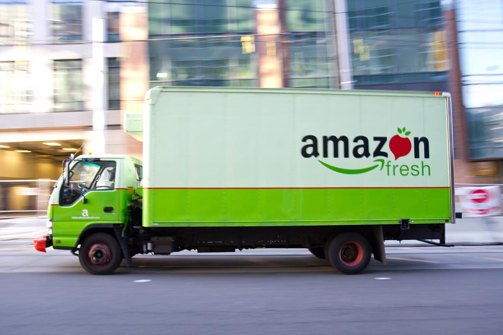 AmazonFreshtruck